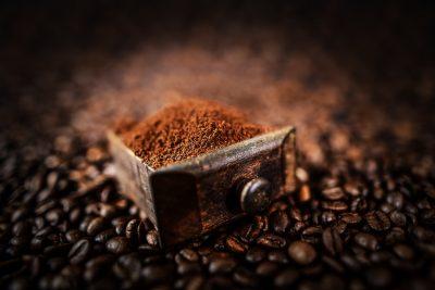 kawa w proszku