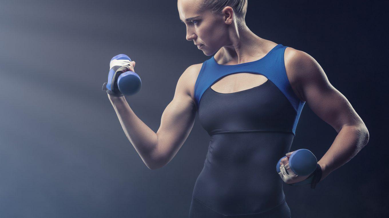 biust ćwiczenia - efekty