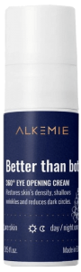 Alkemie Better than Botox, 360° Eye Opening Cream