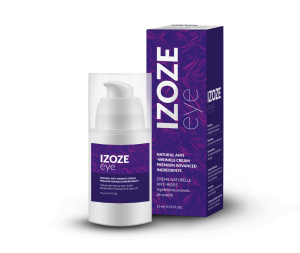 Izoze Eye - naturalny krem pod oczy