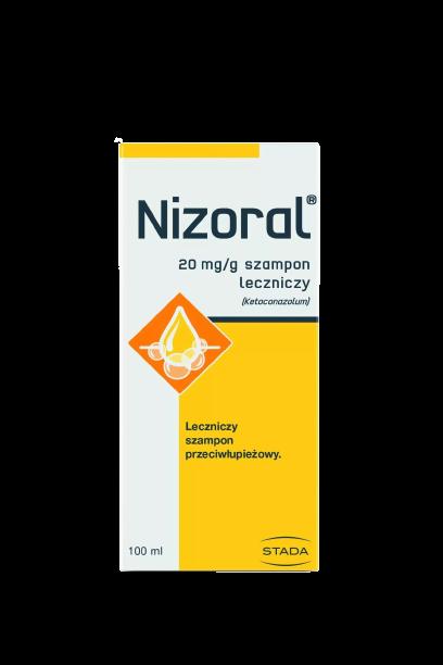 Nizoral Leczniczy szampon przeciwłupieżowy